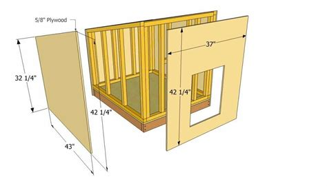 Free-German-Shepherd-Dog-House-Plans