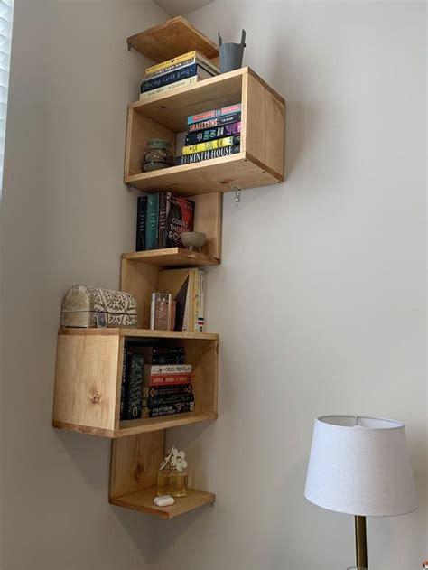 Free-Hanging-Bookshelf-Plans