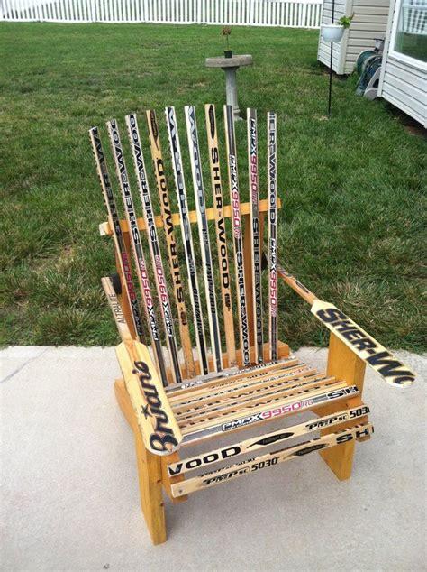 Free-Hockey-Stick-Adirondack-Chair-Plans