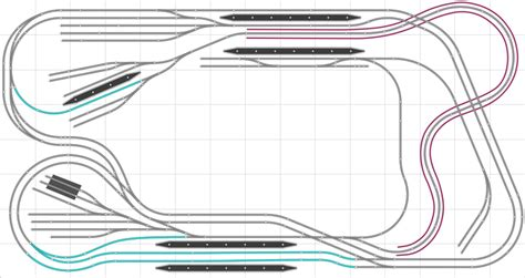 Free-Hornby-Track-Plans