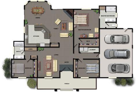 Free-House-Floor-Plans-Nz