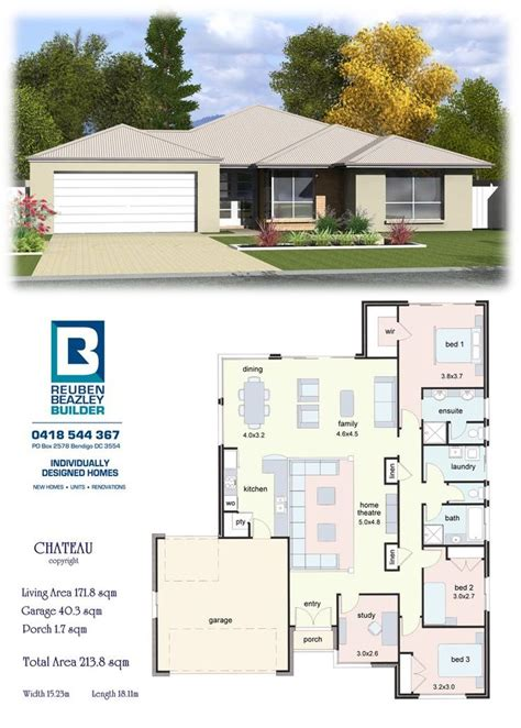 Free-House-Plans-With-Blueprints