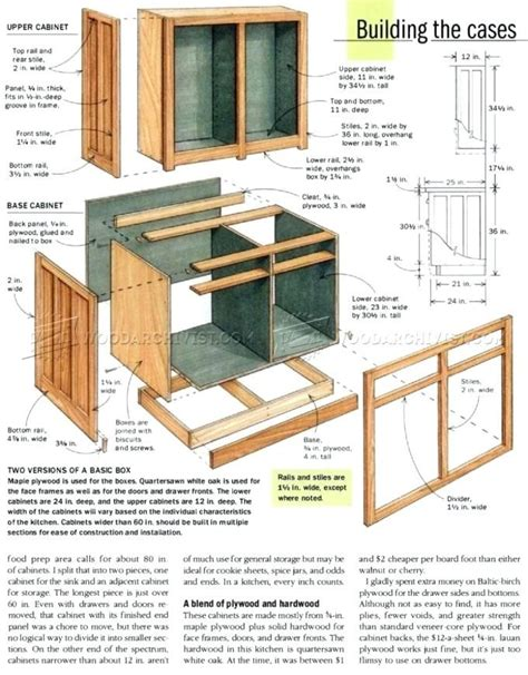 Free-Kitchen-Hutch-Plans
