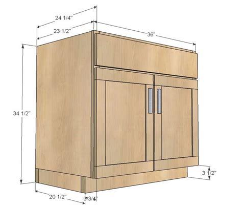Free-Kitchen-Sink-Cabinet-Plans