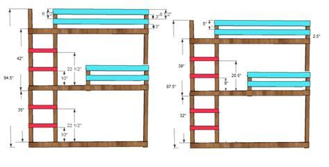Free-L-Shaped-Bunk-Beds-Plans