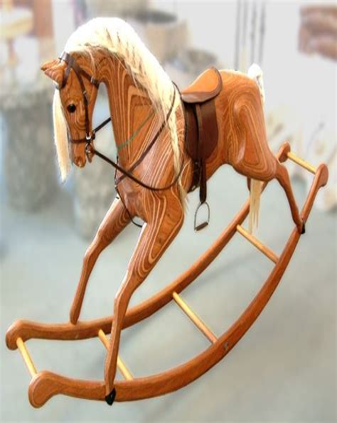 Free-Large-Rocking-Horse-Plans
