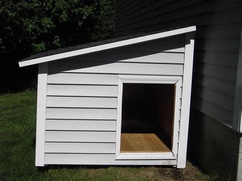 Free-Lean-To-Dog-House-Plans