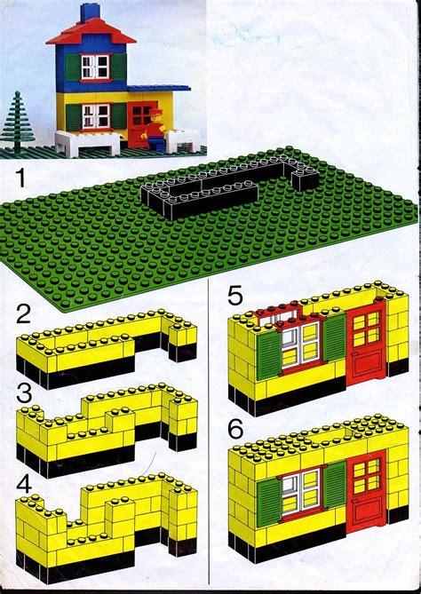 Free-Lego-Building-Plans