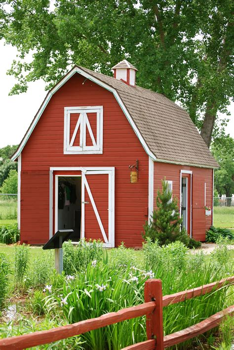 Free-Little-Red-Barn-Plans