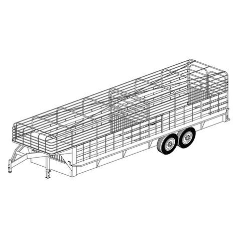 Free-Livestock-Trailer-Plans