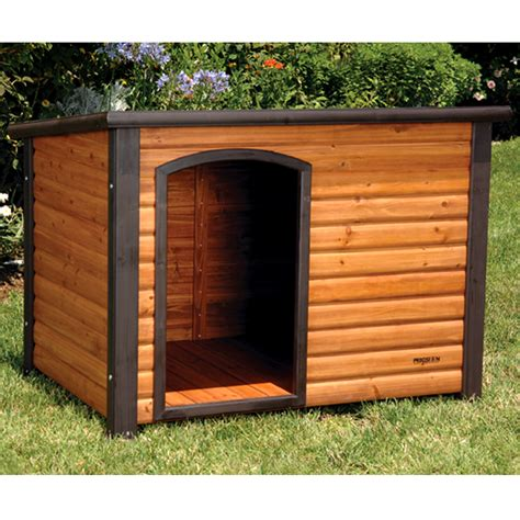 Free-Log-Cabin-Dog-House-Plans