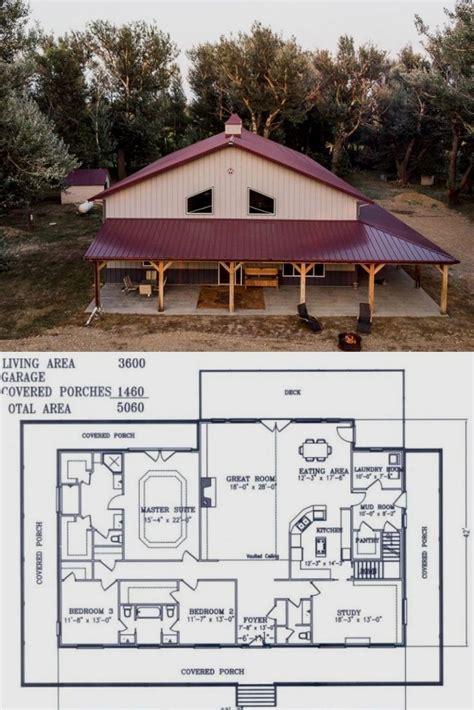 Free-Metal-Barn-House-Plans