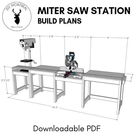 Free-Miter-Saw-Station-Plans