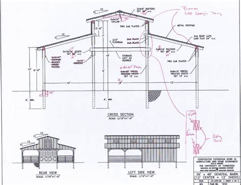 Free-Monitor-Style-Barn-Plans