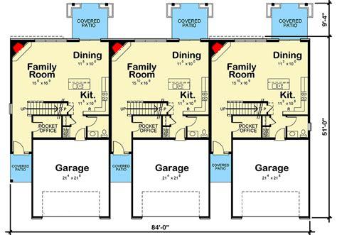 Free-Multi-Residential-House-Plans