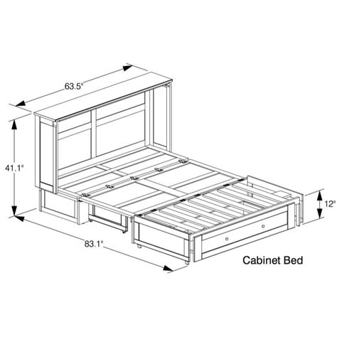 Free-Murphy-Bed-Cabinet-Plans