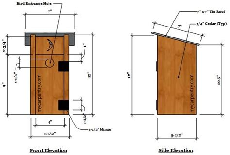 Free-Outhouse-Birdhouse-Plans