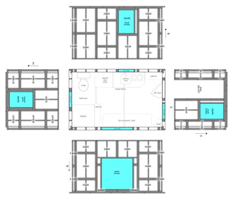 Free-Pallet-House-Plans