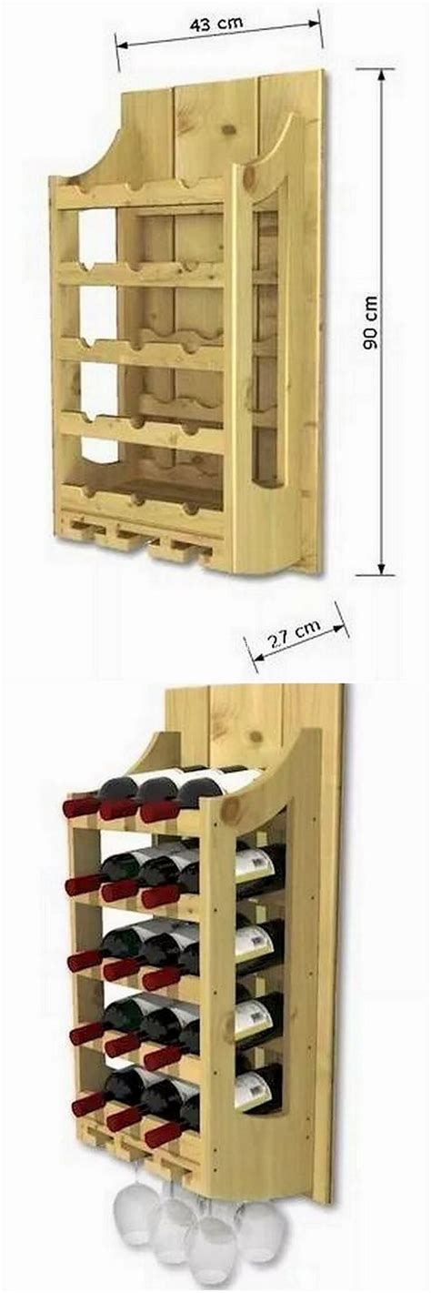 Free-Pallet-Wine-Rack-Plans