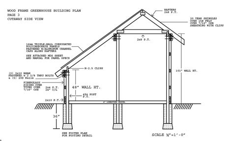 Free-Passive-Solar-Greenhouse-Plans