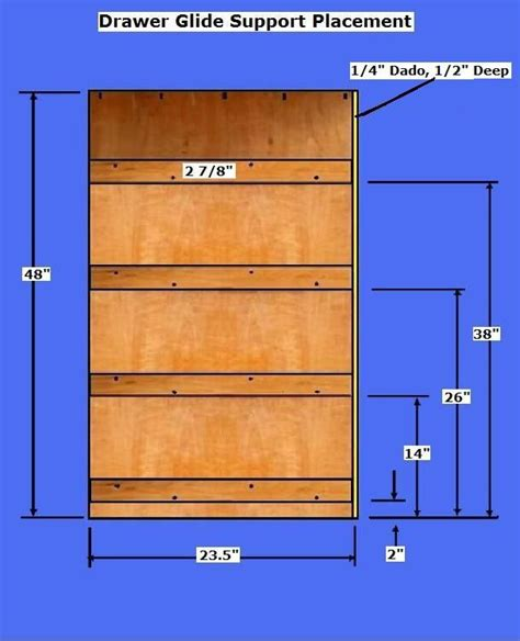Free-Plans-For-Building-A-Chest-Of-Drawers
