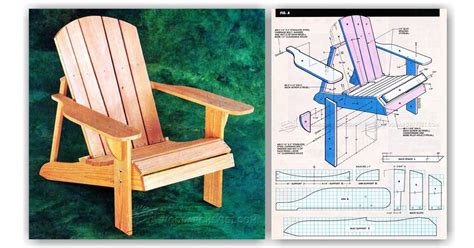 Free-Plans-For-Childs-Adirondack-Chair