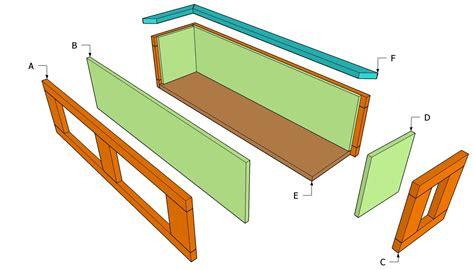 Free-Plans-For-Window-Box-Planter