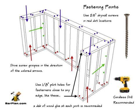 Free-Portable-Home-Bar-Plans
