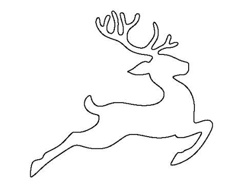 Free-Printable-Reindeer-Templates
