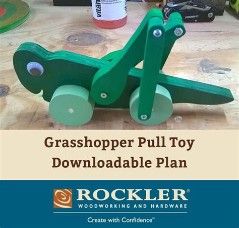 Free-Pull-Toy-Plans