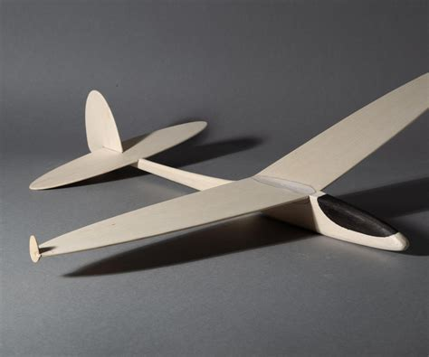 Free-Rc-Balsa-Glider-Plans