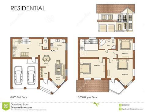 Free-Residential-House-Plans-Designs