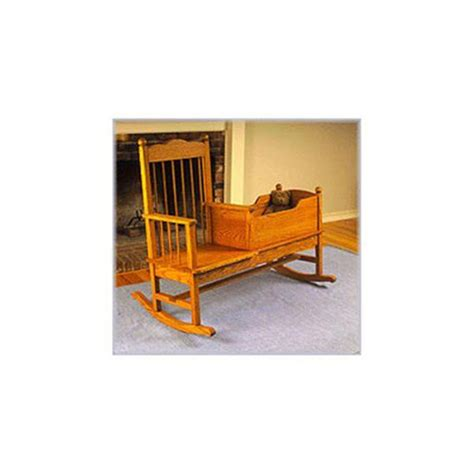 Free-Rocking-Chair-Cradle-Combo-Plans