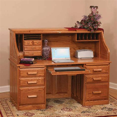 Free-Roll-Top-Computer-Desk-Plans
