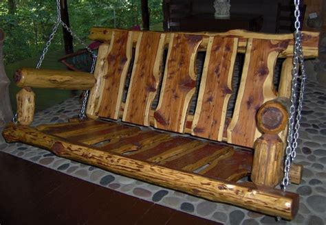 Free-Rustic-Porch-Swing-Plans