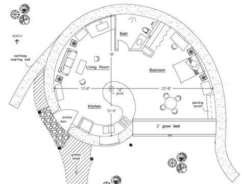 Free-Sandbag-House-Plans