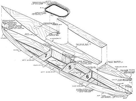 Free-Sea-Kayak-Building-Plans