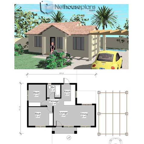 Free-Simple-Small-House-Plans