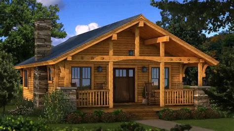Free-Small-2-Bedroom-Cabin-Plans