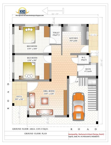 Free-Small-House-Plans-Designs-India