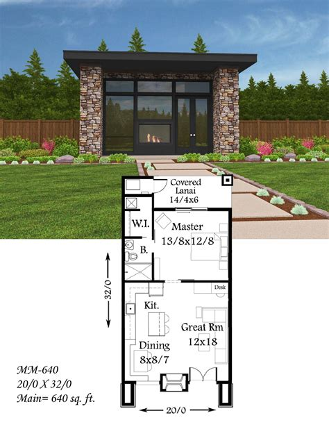 Free-Small-House-Plans-Modern