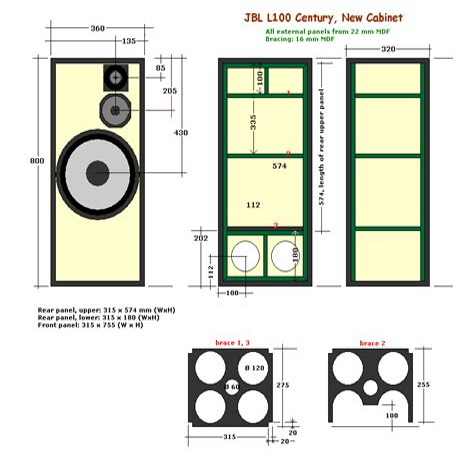 Free-Speaker-Cabinet-Plans