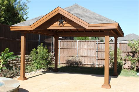 Free-Standing-Cedar-Patio-Cover-Plans