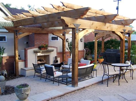 Free-Standing-Covered-Pergola-Plans