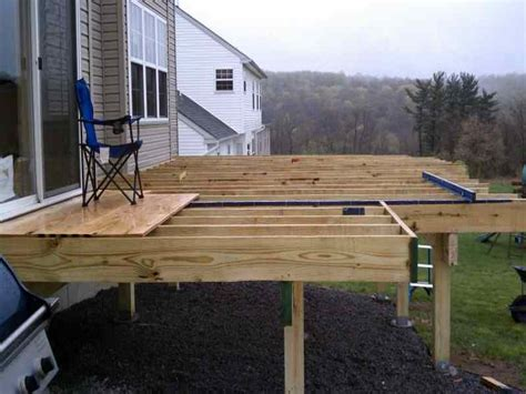 Free-Standing-Deck-Plans-Construction