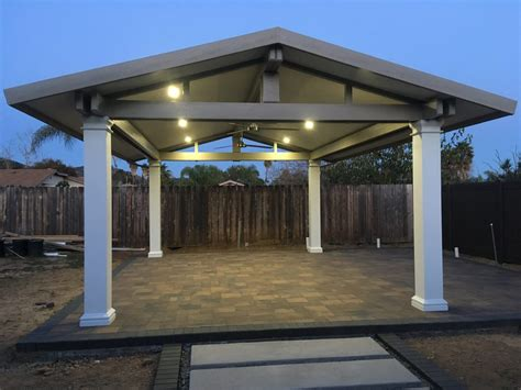 Free-Standing-Gable-Patio-Cover-Plans