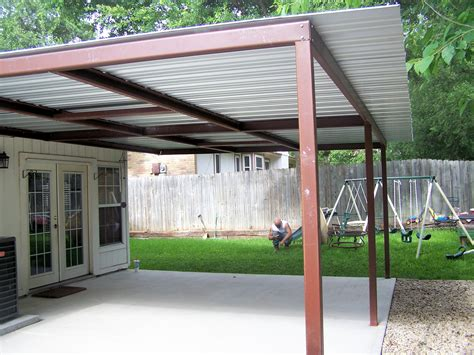 Free-Standing-Lean-To-Patio-Cover-Plans