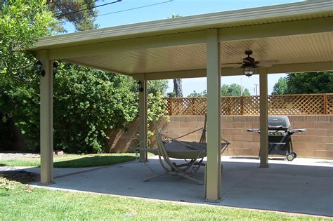 Free-Standing-Metal-Patio-Cover-Plans