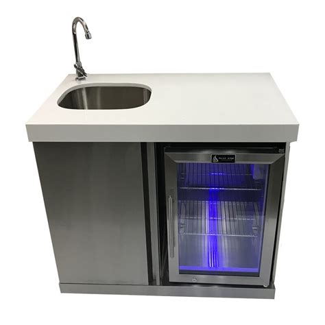 Free-Standing-Outdoor-Sink