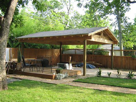 Free-Standing-Wood-Carport-Plans